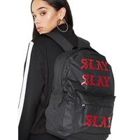 Slay Repeat Backpack