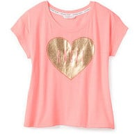 Graphic Boxy Tee - Victoria's Secret