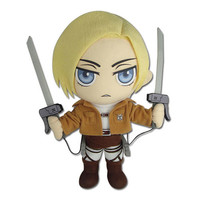 Attack on Titan Annie Plush - Great Eastern Entertainment - Attack on Titan - Plush at Entertainment Earth