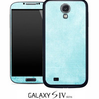 Vintage Blue Textured Skin for the Samsung Galaxy S4, S3, S2, Galaxy Note 1 or 2