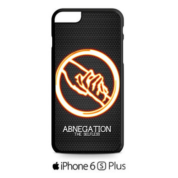 Divergent Abnegation The Selfless iPhone 6S  Plus  Case