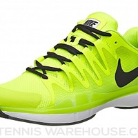 Nike Zoom Vapor 9.5 Tour Volt/White Men's Shoe