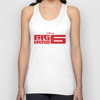 Big Hero 6 Best Picture Unisex Tank Top by Giftstore2u