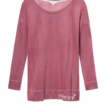 Oversized Tunic - Supersoft Lounge - Victoria's Secret