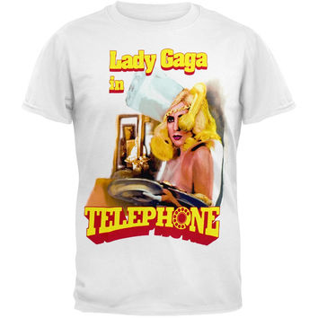 Lady Gaga - Telephone Waitress T-Shirt