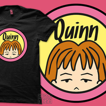Daria Quinn Morgendorffer Unisex/Womens Fit T-shirt | MTV