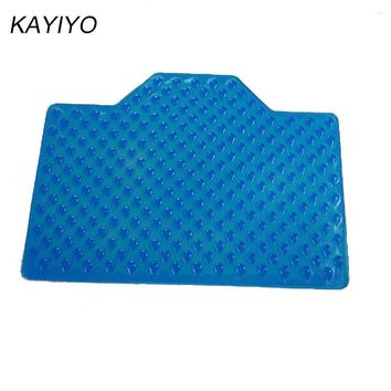 KAYIYO 53X39CM Silica Gel Cooling Pillow Ice Pad Massager Therapy Sleeping Aid Insert Chillow Pad Chair Cushion Summer Pillow