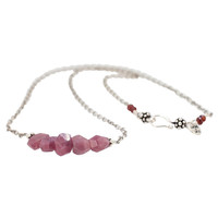 As seen on The Vampire Diaries - Ruby 'Caroline' Necklace, #7065S