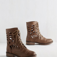 Festival Droplet's Get Together Bootie by ModCloth