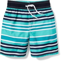 Striped Swim Trunks for Toddler | Old Navy