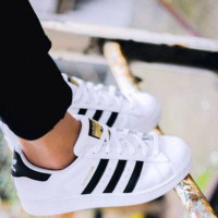 """""""Adidas"""" Shoes Women Casual Running Sport Shoes Sneakers"""