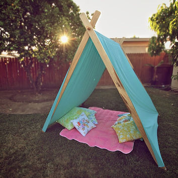 Tranquility Tent // Outdoor & Indoor Play, Reading, Meditation, Anything Space