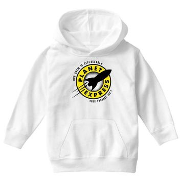 planet express Youth Hoodie