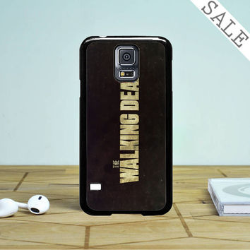 Walking Dead Samsung Galaxy S5 Case