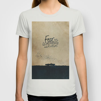Fear And Loathing in Las Vegas T-shirt by OurbrokenHouse