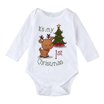 1st Christmas Onesuit