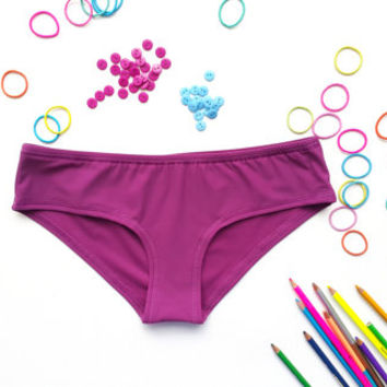 Hipster panties french knickers lingerie boyshort panty