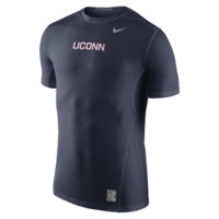 Nike College Hypercool 3.0 Fitted (Connecticut) Men's Training Shirt