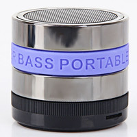 M8 Super Bass Portable Speaker Mini Bluetooth Music Hands-free Calls Speakers for iPhone iPod MP3 Mobile Phone = 1843142660