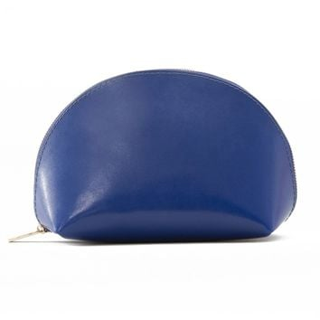Cosmetic Pouch Navy Blue