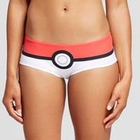 Women's Pokémon® Hipster - Red