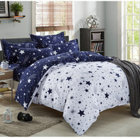Unihome Promotion !!! Bedding bed linen 3/4pcs Bedding Set duvet set bed set bed linen TYBO90D