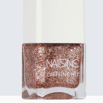 Nails inc Caffeine Hit Rise and Grind Nail Polish 14ml | Nails inc.US