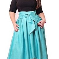 Women's Style Half sleeve Casual Party Cocktail Stitching Dresses