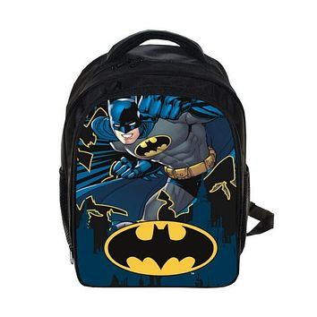 hot Baby Bag Child cool toddler boys backpack children girls Schoolbags Batman Bag for kids backpacks kindergarten