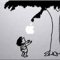 "Giving Tree Decal for 11"" MacBook Air"