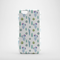 Cactus case iPhone 6 iPhone 5 iphone 4 Samsun Galaxy S3 S4 Xperia Z 3D Case, iphone case, hard case plastic case