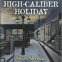 High-Caliber Holiday Susan Sleeman(First Responders)(Love Inspired LP Suspense)