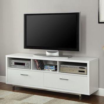 Coaster Furniture TV Console with 2 Drawers - TV Stands at Hayneedle