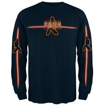 Korn - Neon Chick Long Sleeve