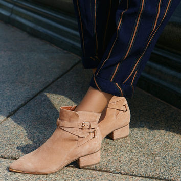 Free People Continental Ankle Boot