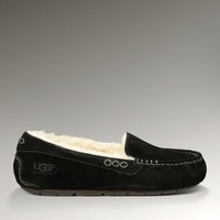 Ugg Ansley 3312 Black Slippers
