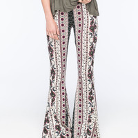 OTHERS FOLLOW Womens Flared Pants   Pants & Joggers