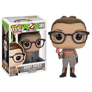 Ghostbusters Abby Yates Pop! Vinyl Figure