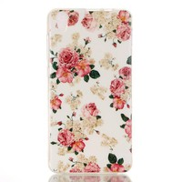 Floral Print Case Cover for iPhone & Samsung Galaxy S6  iPhone 6s Plus-170928