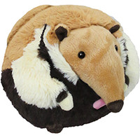 Mini Squishable Anteater: An Adorable Fuzzy Plush to Snurfle and Squeeze!