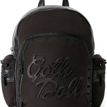 Goth Doll Neoprene | BACKPACK