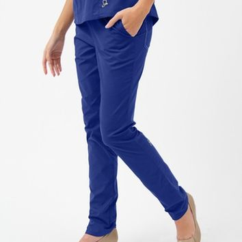 The Skinny Pant - Royal Blue