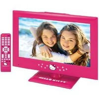 "Hello Kitty KT2215 15"" LED Television"