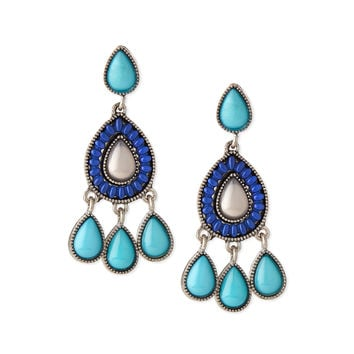 Teardrop Chandelier Earrings - Jules Smith