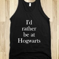 I'd rather be at Hogwarts(dark)