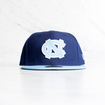 New Era North Carolina Tar Heels 59 Fifty - 'Blue'
