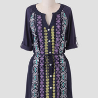 Bethany Embroidered Dress