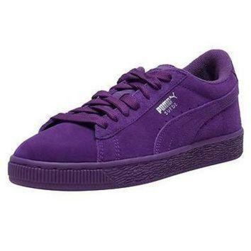 ONETOW PUMA SUEDE KIDS SNEAKERS