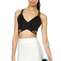 Nasty Gal Hold on Tight Top