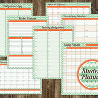 Student Planner Collection
